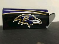 Baltimore Ravens Mailbox Maryland