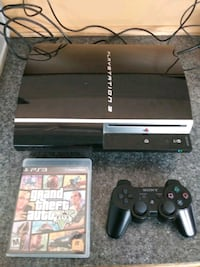 PS3 + GTA V Bundle
