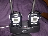 Set of cobra 2 way radio walkie talkie  Wauconda, 60084