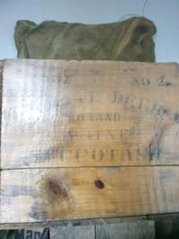 Wood crate Waterford, 12188
