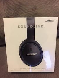 Soundlink around-ear headphones. New. Purcellville, 20132
