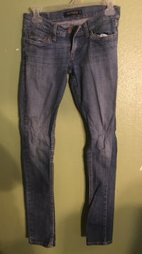 Size 0 Skinny Jean pants Las Cruces, 88012