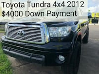 2012 Toyota Tundra 4x4  Houston