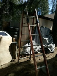 red and gray metal A-frame ladder Bend, 97702