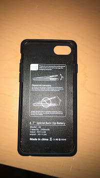 iPhone 7 charger case  Tallahassee, 32301