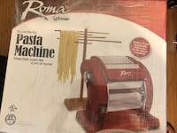 Roma electric pasta maker system NEW