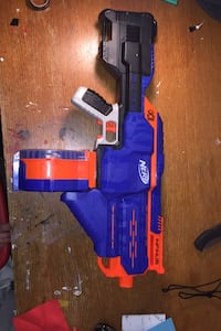 Nerf infinus Great condition plus batteries