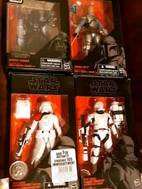 Star Wars Black Series Figures Belmont, N0L
