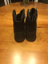 Black Oakley combat boot 11.5 Fairfax, 22030