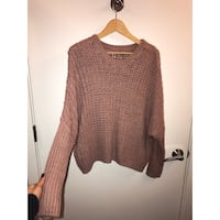 women's brown sweater Alexandria, 22305
