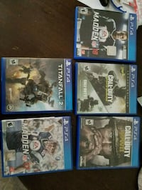 PS4 games Hopewell, 23860