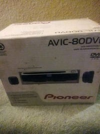 Pioneer DVD navigation unit brand new never been used