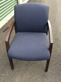 Blue Accent Chairs Set of 2 Marshallton, 19808