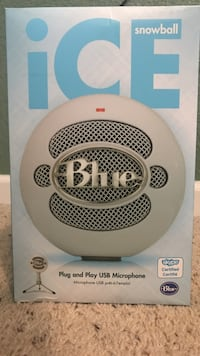 Blue iCE Snowball Microphone Reno, 89521