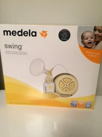 Medela Swing Single Electric Breast Pump 3128 km