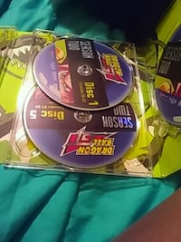 two assorted Xbox 360 game discs Decatur, 30032