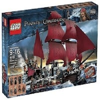 Lego Pirates of the Caribbean: Queen Anne's Revenge 4195 LONDON