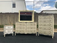 French Provincial Bedroom Set  Woodbridge, 22192