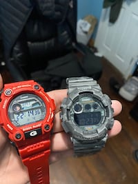 Casio G-shock 2 for 1