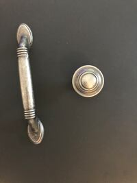 Pewter kitchen knobs 33 knobs and 19 handles Richmond Hill, L4C 7X1