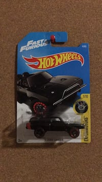 Dodge Charger fast and furious hot wheels diecast Vaughan, L6A
