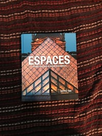Espaces 3rd Edition French Textbook