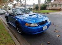 2002 Ford Mustang Deluxe Long Beach