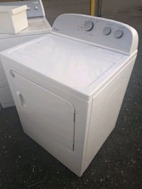 Whirlpool heavy duty dryer works great Free delivery 6 month Washington, 20019