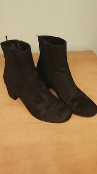 Women's H&M Suede Boots