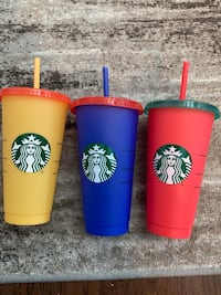 Starbucks  colour change new x3
