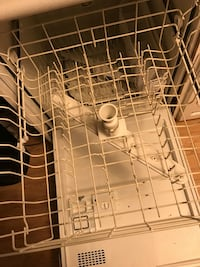 white dishwasher Oakville, L6M 3T4