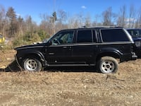2000 Ford Explorer limited 59,000 Miles  Westhampton, 01027