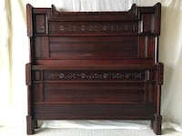 """150 year old Antique """"Canadiana"""" Bed 3768 km"""