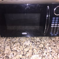 Black Microwave Mount Juliet, 37138