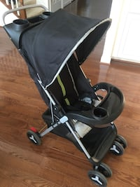 baby's black and gray stroller Woodbridge, 22193