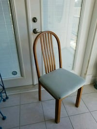 Newly recovered cushioned chair w/comfy microfiber Norfolk, 23503