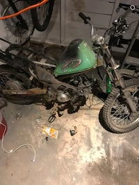 Dirt bike 90cc (project) OBO Toronto, M6J 2W8