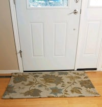 white and brown floral area rug Inver Grove Heights, 55077