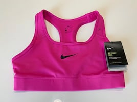 New Nike Sports Bra - Small