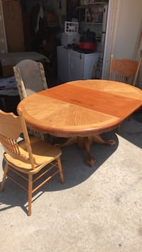 Table with 3. chairs Poway, 92064