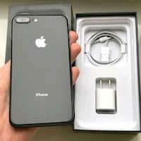 space gray iPhone 8 Plus with box Miami, 33130