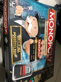 Monopoly ultimate banking - electronic style cash . Surrey, V3W 4C9