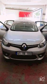 2013 Renault Fluence Sultan Orhan