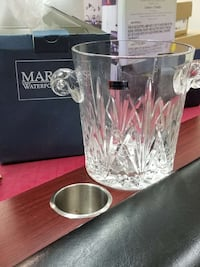 Marquis by Waterford ice bucket 263 mi