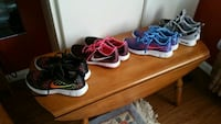 3 pair of Nike shoes Fredericksburg, 22407
