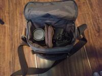 DSLR camera bag (new) Burnaby, V3N 0A2