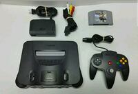 N64  Nintendo 64 console clean and refurbished