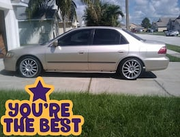 Like-NEW2000 HONDA ACCORD EX