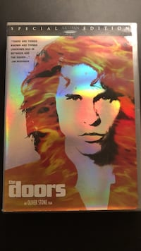 Used The Doors Movie DVD West Chester, 19382