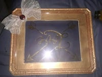 gold-colored photo frame Clovis, 88101